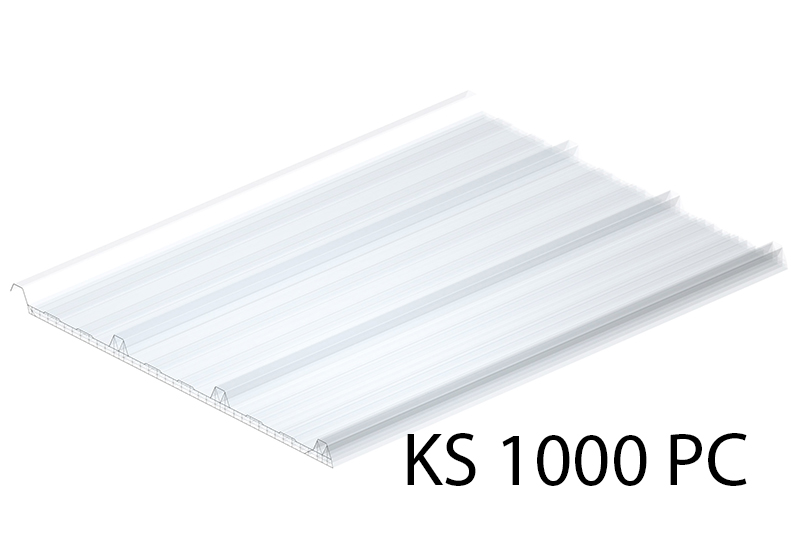 sendvičový panel KS 1000 TOP-DEK